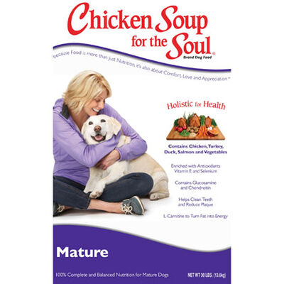 Chicken Soup for the Dog Lover