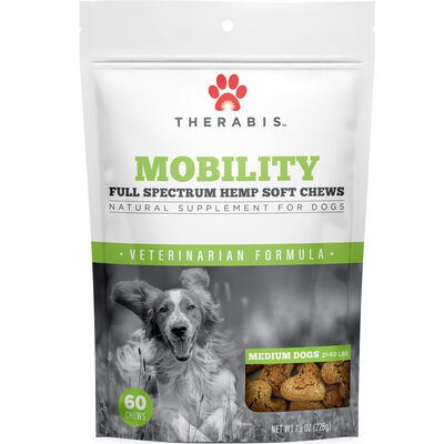 Mobility Hemp Soft Chews for Medium Dogs 60 ct