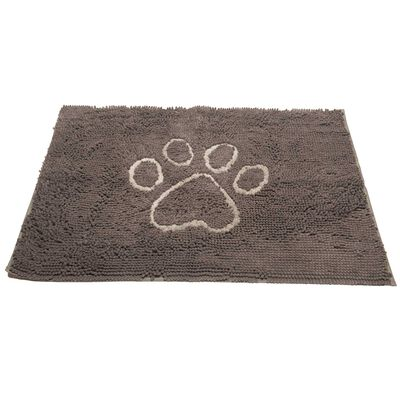 Dirty Dog Doormats Mist Grey