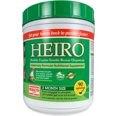 HEIRO Insulin Resistance 90 Day Size