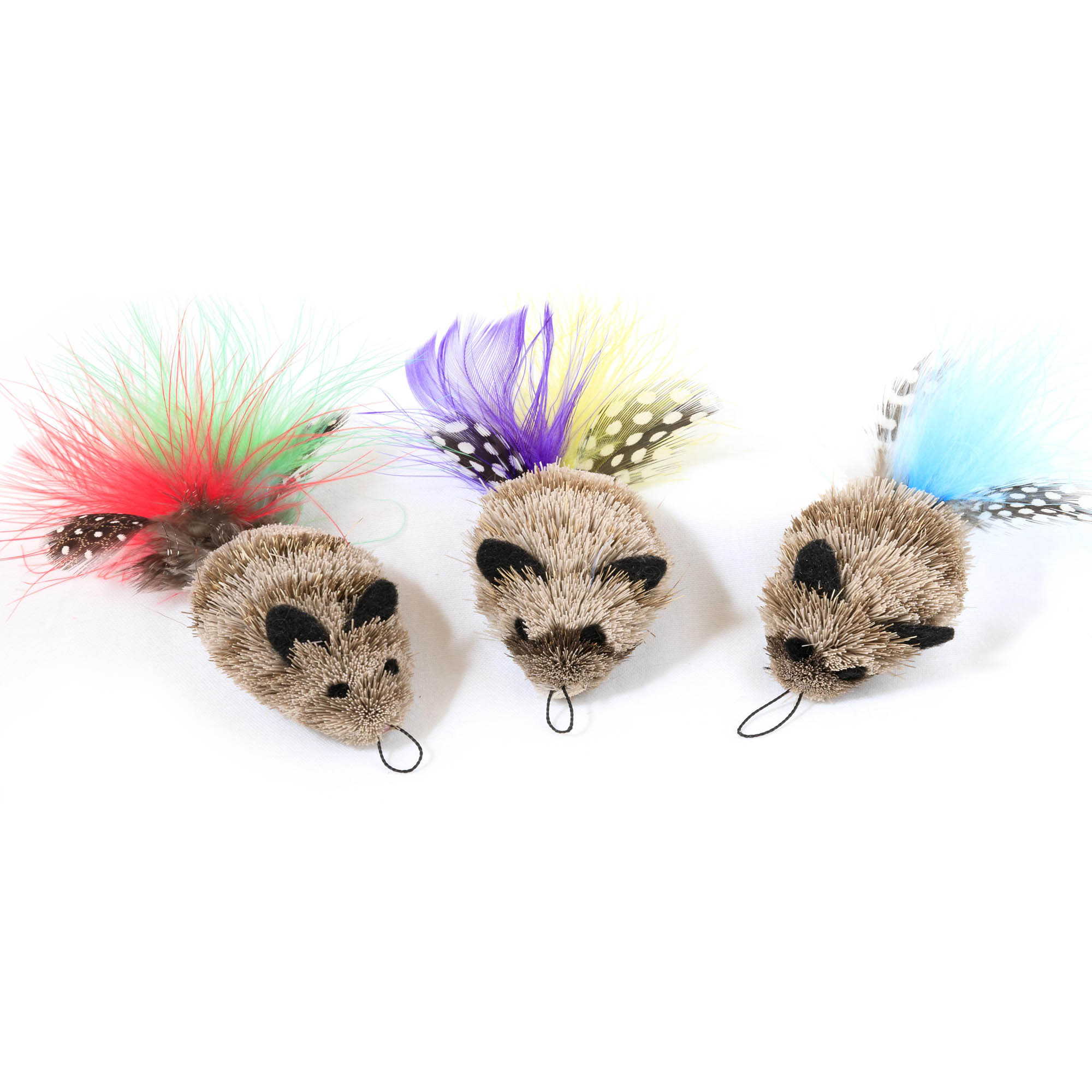 Go Cat Feather Mouse Cat Toys