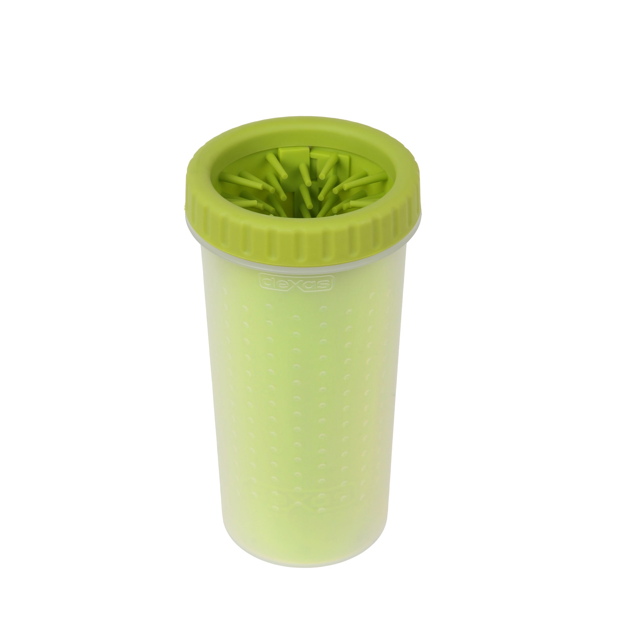 Dexas MudBuster Portable Green Dog Paw Cleaner