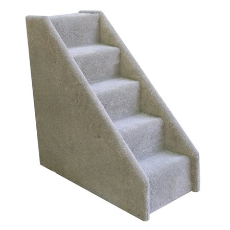 Animal Stuff Bears Stairs Mini Carpeted 5 Step Pet Stair