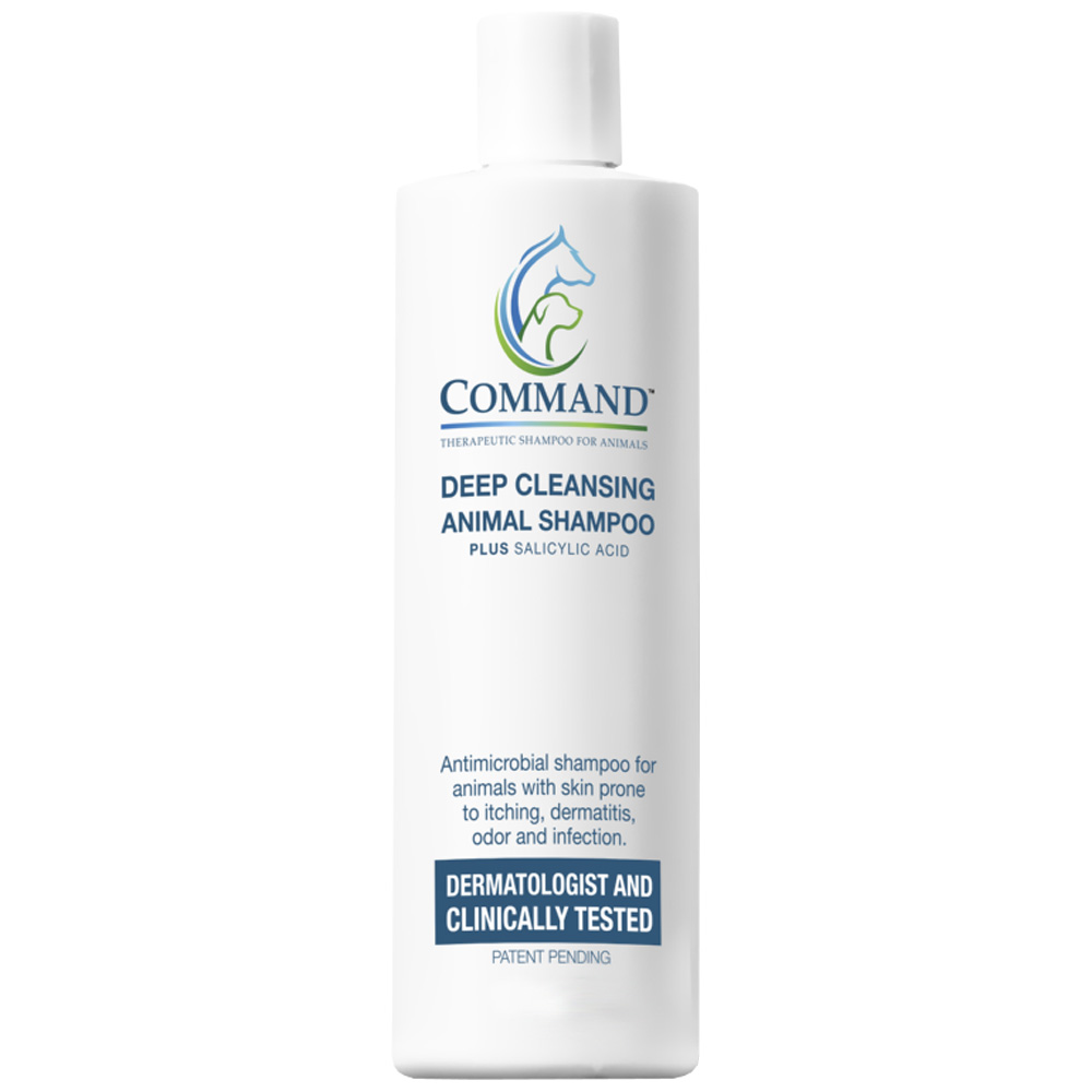 Command Deep Cleansing Animal Shampoo (4 oz)