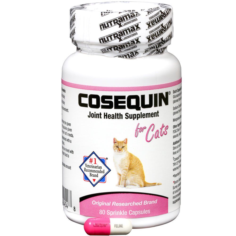 Cosequin for Cats Sprinkle Capsules (80 counts)
