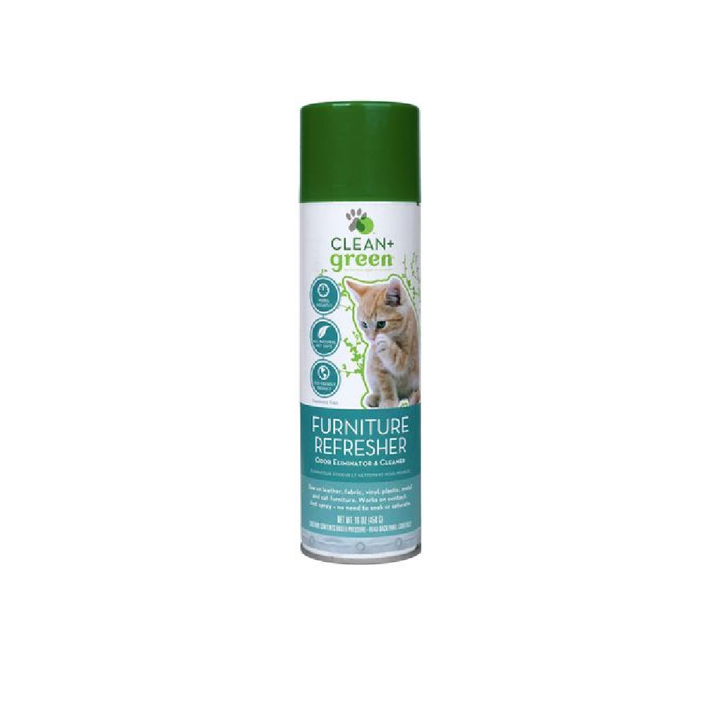 Clean & Green Furniture Refresher for Cats (14 oz)