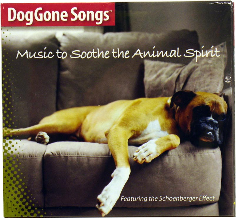 DogGone Songs Soothe the Animal Spirit CD