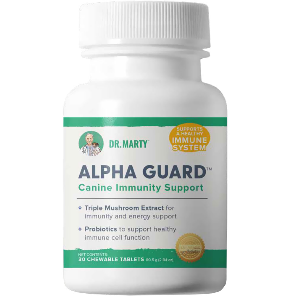 Dr. Marty Alpha Guard for Dogs (30 chewable tablets)