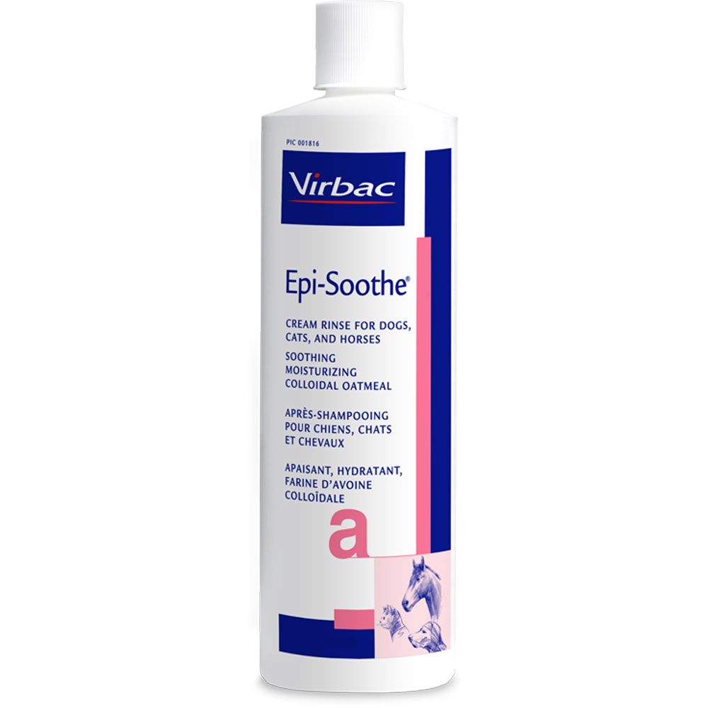 Epi-Soothe Cream Rinse and Conditioner by Virbac (8 fl oz)