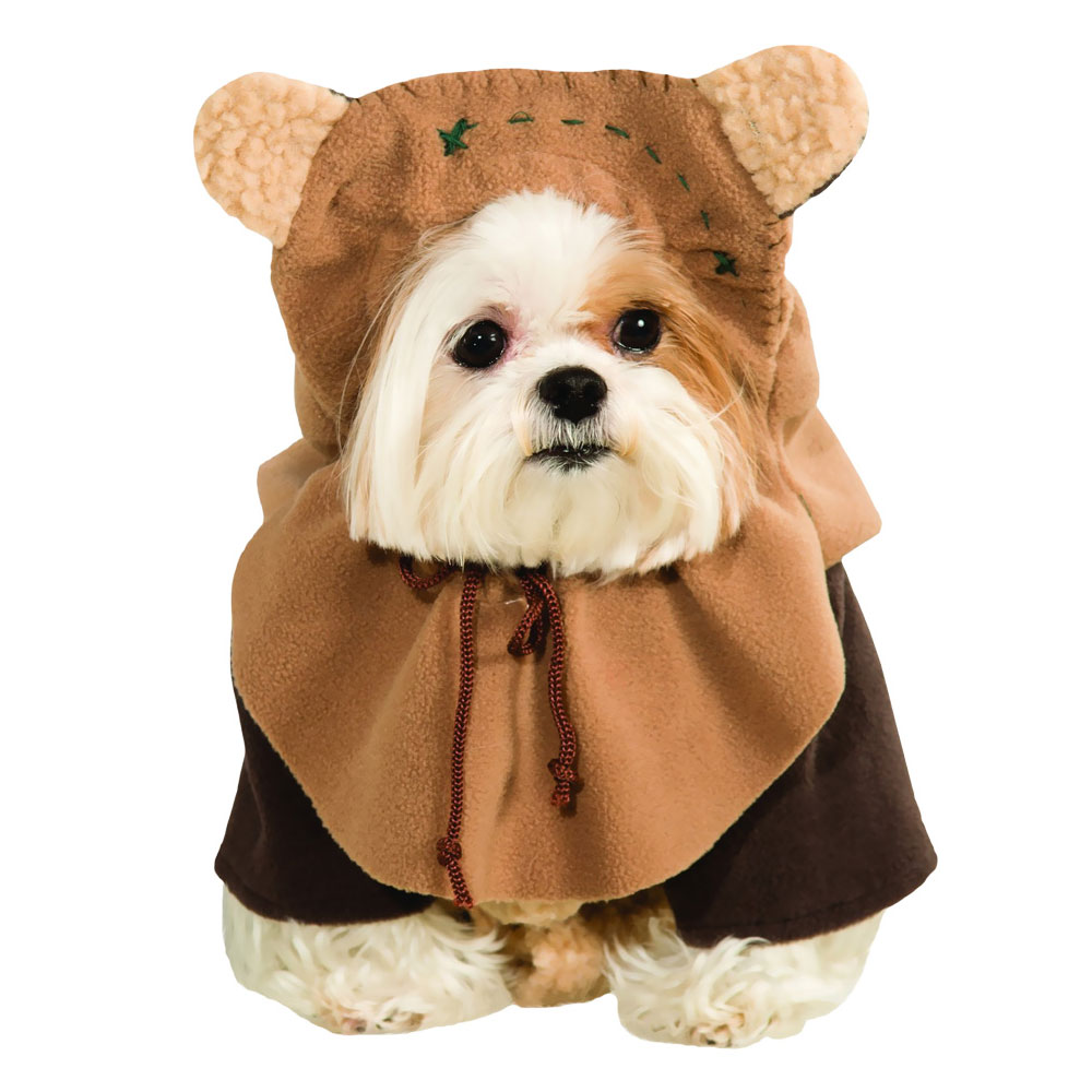 Ewok Dog Costume - XLarge