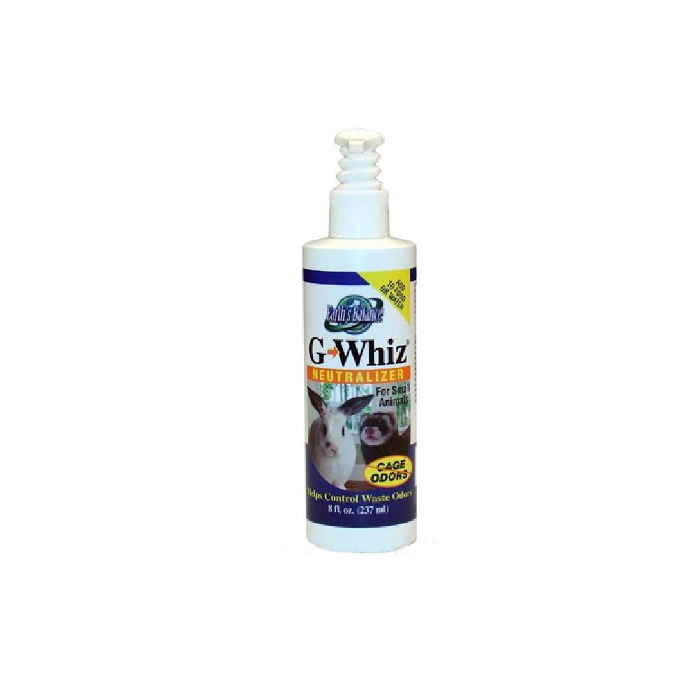 G-Whiz Neutralizer for Small Animals (8 fl. oz.)
