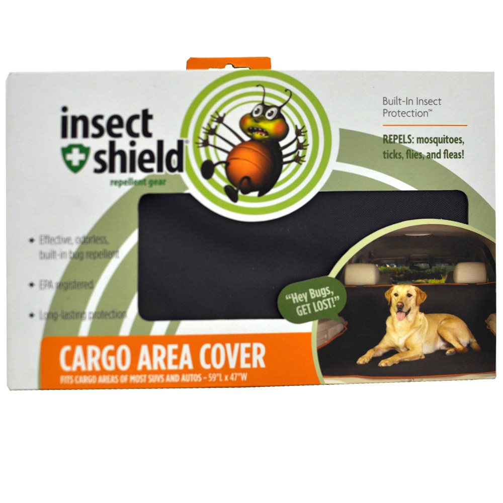 Insect Shield Cargo Area Cover