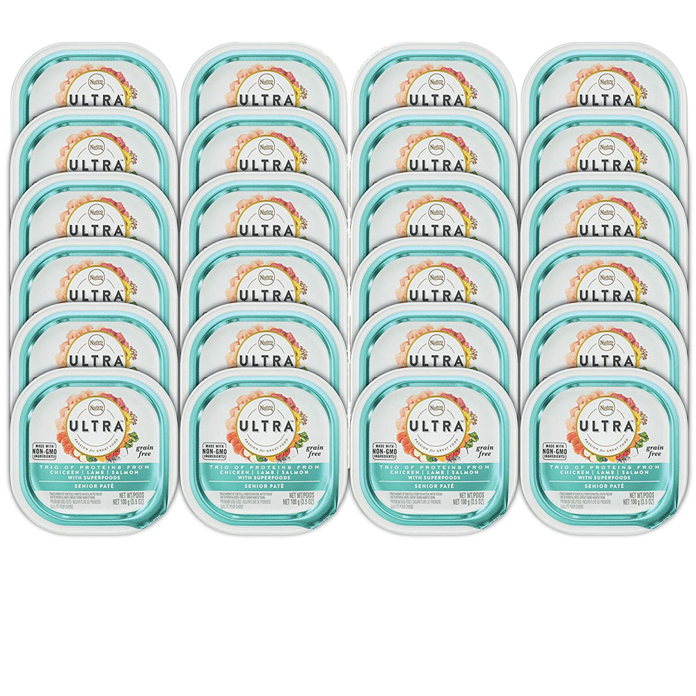 Nutro Ultra Senior Pate (24x3.5oz)