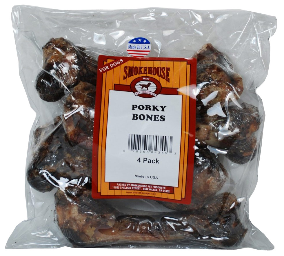 Smokehouse USA Porky Bones (4 pack)