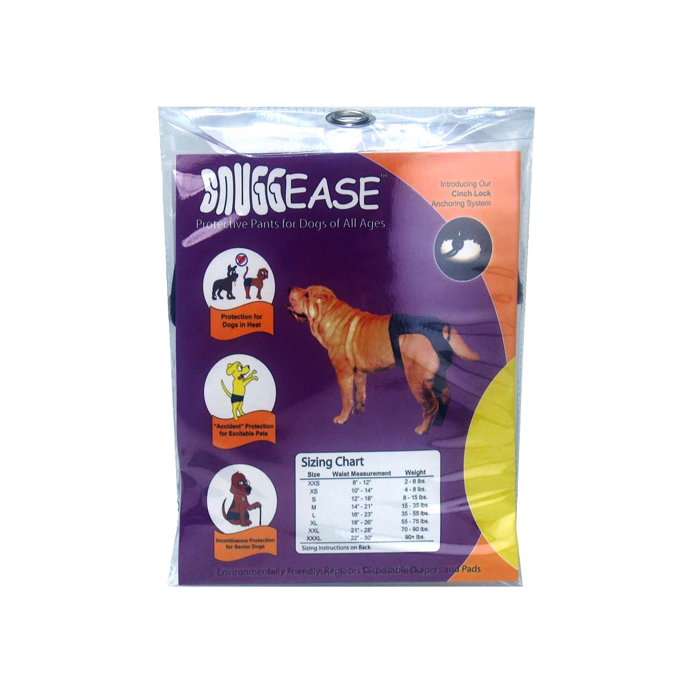 SnuggEase Protective Pants for Dogs - Medium