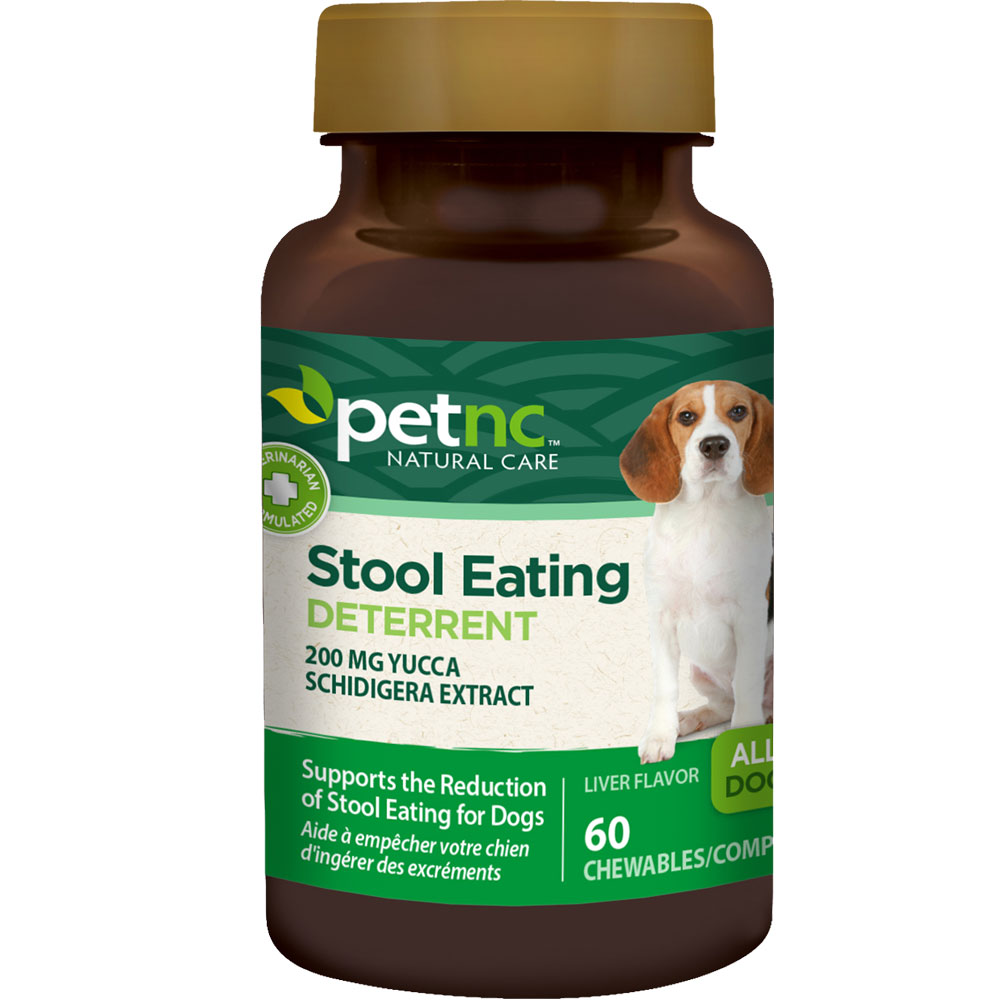 PetNC Natural Care Stool-Eating Deterrent Soft Chews (60 count)