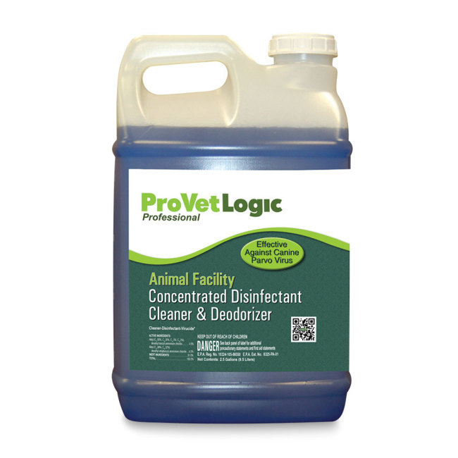 Animal Facility Disinfectant 2.5 gallons
