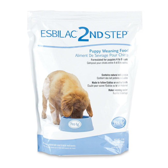 Esbilac & KMR 2nd Step Puppy & Kitten Weaning Food Puppy, 5 lbs